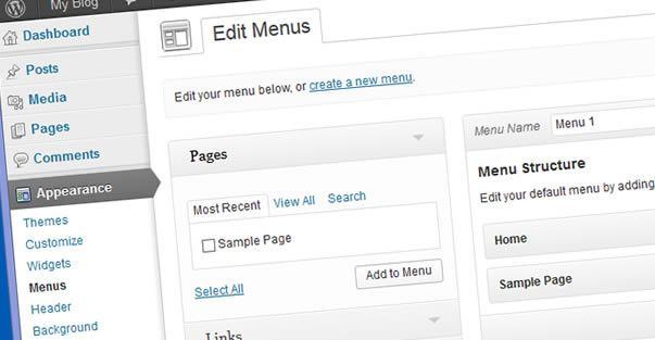 How to Create Dynamic Menus in WordPress