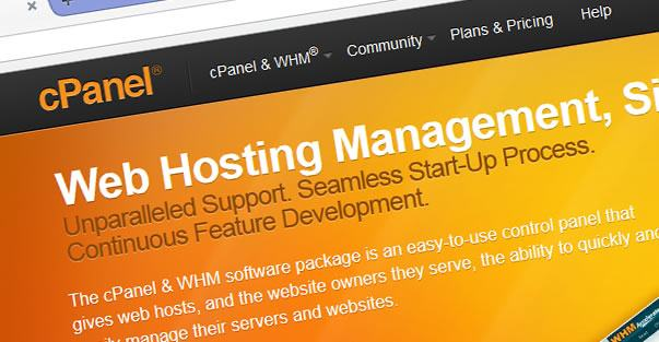 How to Install WHM/cPanel on a CentOS Linux Server