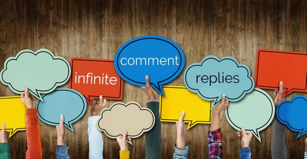 Infinite Comment Replies Plugin for WordPress