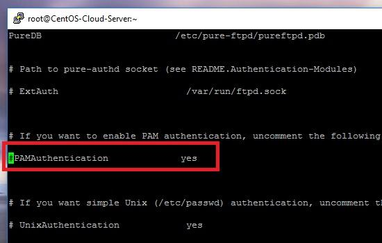How to Set up an FTP Server on CentOS Linux 7 x