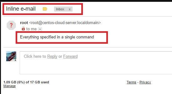 How to Configure a Linux Server to Send E-mail