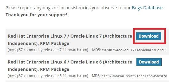 How to Install MySQL Server Instead of MariaDB on CentOS