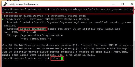 How to Start a Service on Boot using systemd on CentOS