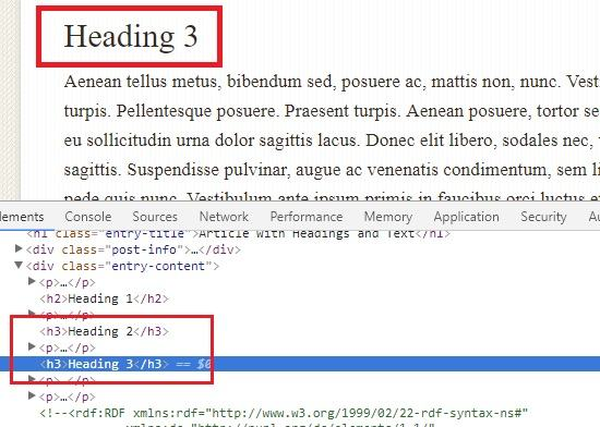 Scrolling Down to a Specific Page Element in WordPress Using JQuery