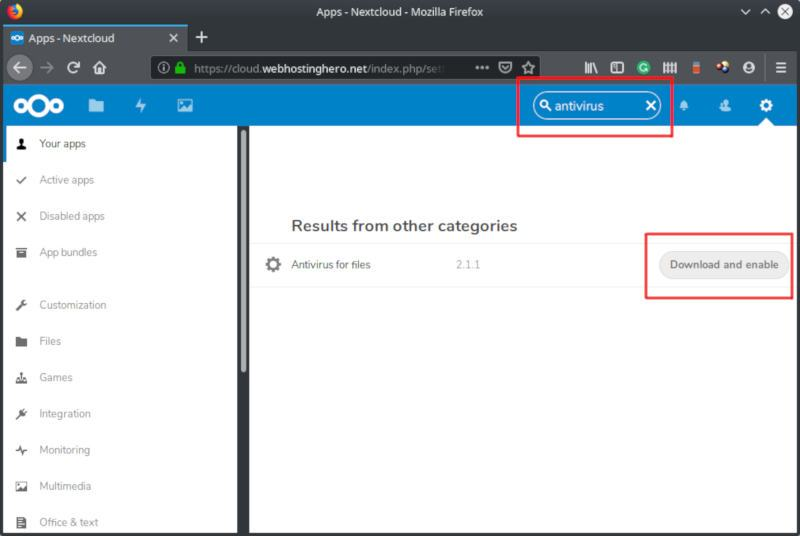 How to Install NextCloud on Ubuntu Server 19 04/18 10/18 04