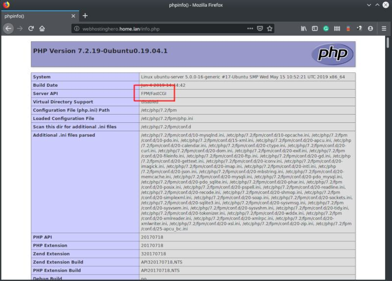 How to Install Apache, PHP 7, and PHP-FPM on Ubuntu